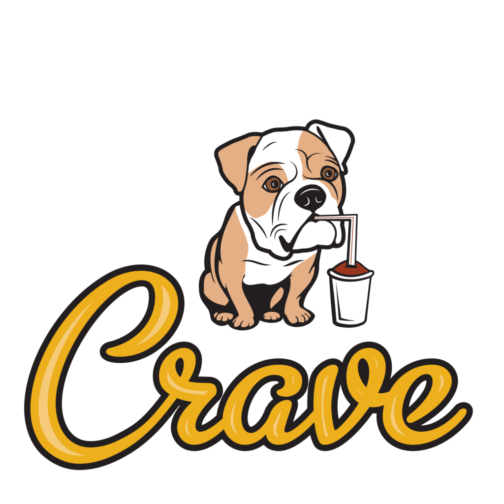 Crave Food Truck logo