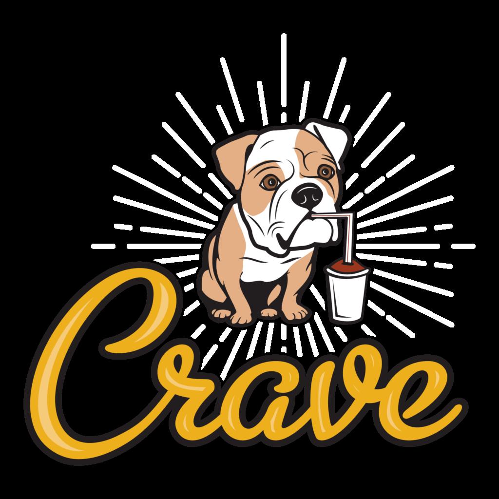 Crave Food Truck logo